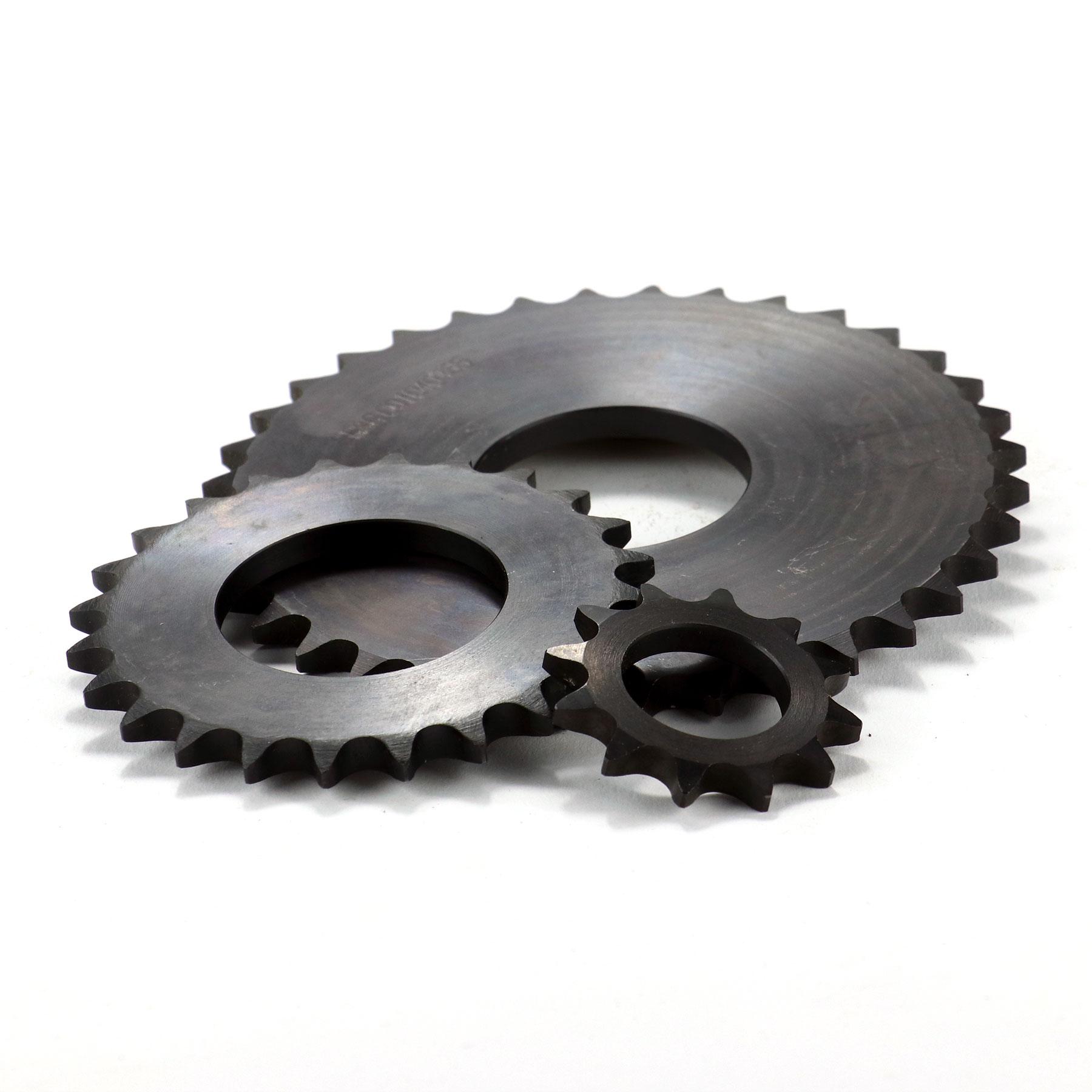 40 chain sprockets, L&M Specialty Fabrication Batavia NY