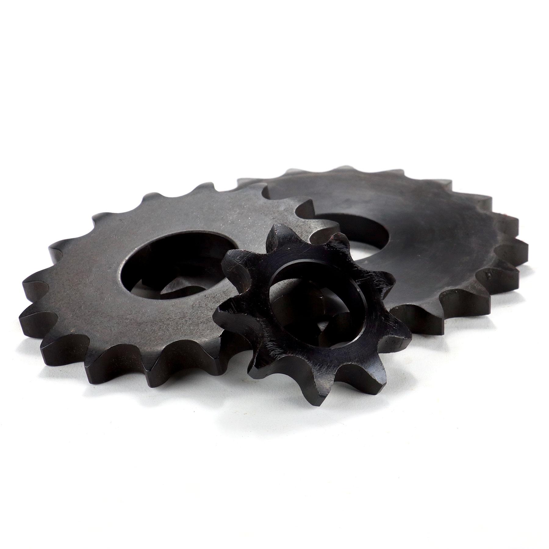 80 chain sprockets, L&M Specialty Fabrication Batavia NY